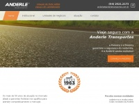 anderletransportes.com.br