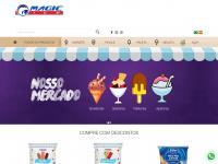 Magicice.com.br - Home page