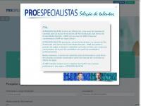 proespecialistas.com.br