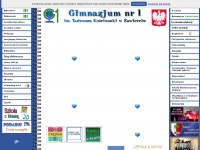 G1zawiercie.pl - Gimnazjum nr 1 im. T. Kosciuszki w Zawierciu