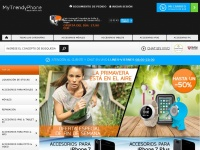 Mytrendyphone.es - MyTrendyPhone online | Accesorios móviles a precios asequibles