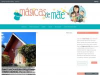 Mágicas de Mãe - Blog sobre mamães e bebês  : Mágicas de Mãe