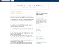 roubosprovocacoes.blogspot.com