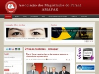 Amapar - Associação dos Magistrados do Paraná