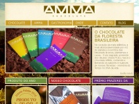 Ammachocolate.com.br - AMMA Chocolate | Chocolates Orgânicos