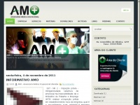 Amonet.com.br - AMO - Medicina e Segurança do Trabalho - Uberaba