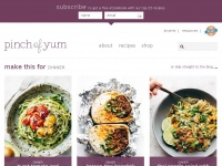 Pinchofyum.com - Pinch of Yum - A food blog with simple and tasty recipes.