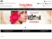 Ruby Rose   Cosméticos