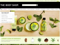 Thebodyshop.lt - The Body Shop Lietuva