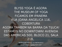 O mais querido Centro de Yoga! - The Museum of YOGA EM GAVEA BARRA DA TIJUCA IPANEMA  JARDIM BOTANICO RIO DE JANEIRO BRASIL