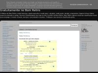 omelhorbomretiro.blogspot.com