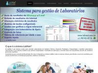 LabNet Software de Laboratórios de Análises Clínicas | atendimento@labnet.com.br