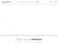 cleanexpressdescartaveis.com.br