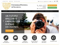 Upsa.es - Universidad Pontificia de Salamanca