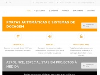 Home - Azpolinke Portas automáticas e Sistemas de Docagem - Azpolinke Portas automáticas e sistemas de docagem