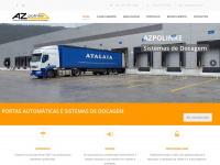 Azpolinke.pt - Home - Azpolinke Portas automáticas e Sistemas de Docagem - Azpolinke Portas automáticas e sistemas de docagem