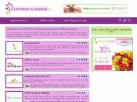 Express-flowers.in - Flowers, same day delivery of flowers arrangements, send flower in India.