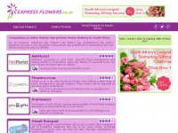 Express-flowers.co.za - Flowers, same day delivery of flowers arrangements, send flower in South-Africa.