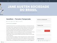 Jane Austen Brasil – Primeiro site sobre Jane Austen em Português