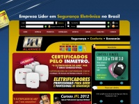 jflalarmes.com.br Thumbnail
