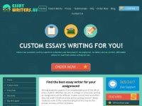 Essaywriters.us - Essay Writer Here | Try Best Essay Writing Service Now