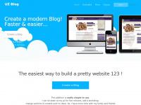 Uzblog.net - Create a Free Website or Blog
