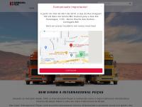 Internacional Peças Diesel | Ônibus Caminhões