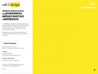 Cafedesign.com.br - Café Design – Agência Web de Comunicação