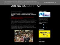 Arenabaruerisp.blogspot.com - ARENA BARUERI - SP