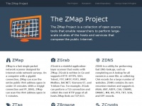 Zmap.io - The ZMap Project