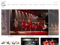 Balletclaudiaaraujo.com.br