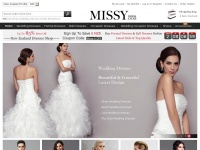 Missydress.co.nz - Formal Dresses, Ball Dresses, Wedding Dresses NZ Shop - MissyDress