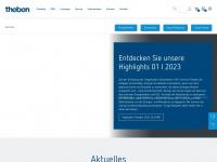 Theben.de - Theben AG - Zeitschaltuhren, Präsenz-/Bewegungsmelder, Smart Home | Theben AG