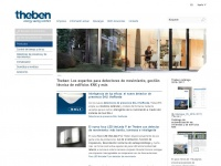 Theben.es - Theben AG - KNX building systems technology and presence/motion detectors | Theben AG