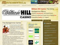 Backgammontrial.com - Free backgammon games and downloads, top payouts and recommended rooms, tips and promos