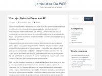 Jornalistas da Web - Cobrindo a relação entre o jornalismo e as novas tecnologias