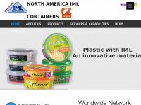 Imlcontainer.com - IML Containers – Packaging specialist