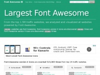 Fontawesome.info - Most loved Font Awesome icons, Top Font Awesome websites |
