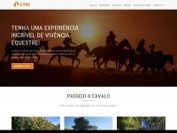 Centroequestrectee.com.br - Centro de Treinamento Equestre Extrema - CTEE - O maior CT da região