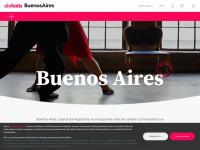 Buenos Aires - Guia de viagem e turismo em Buenos Aires