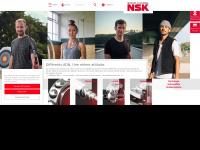Nskeurope.fr - Accueil | Roulements à Billes, à Rouleaux | Composants Linéaires et Automobile
