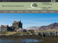 """Invernesstaxitours.co.uk - """"Inverness taxi"""" affordable minibus taxi tours Inverness/Highlands."""