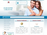Itspharmacy.net - Pharmacy Online: Synthroid, Clomid, Temovate, Zovirax, Neurontin, Valtrex
