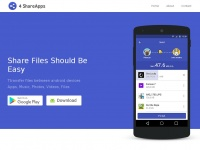 4shareapps.com - 4ShareApps - Free file sharing app