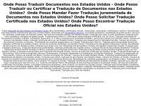 Onde Posso Traduzir Documentos Brasileiros