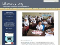 Literacy.org - GSE Literacy Home