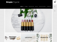 Simple Organic | Acreditamos na Beleza Real