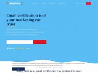 SafetyMails - Validação, Verificação e Enriquecimento de E-mails