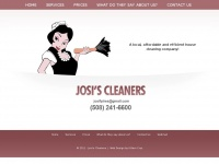 josicleaners.com