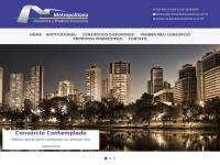 METROPOLITANA - Consórcios e Pordutos Financeiros